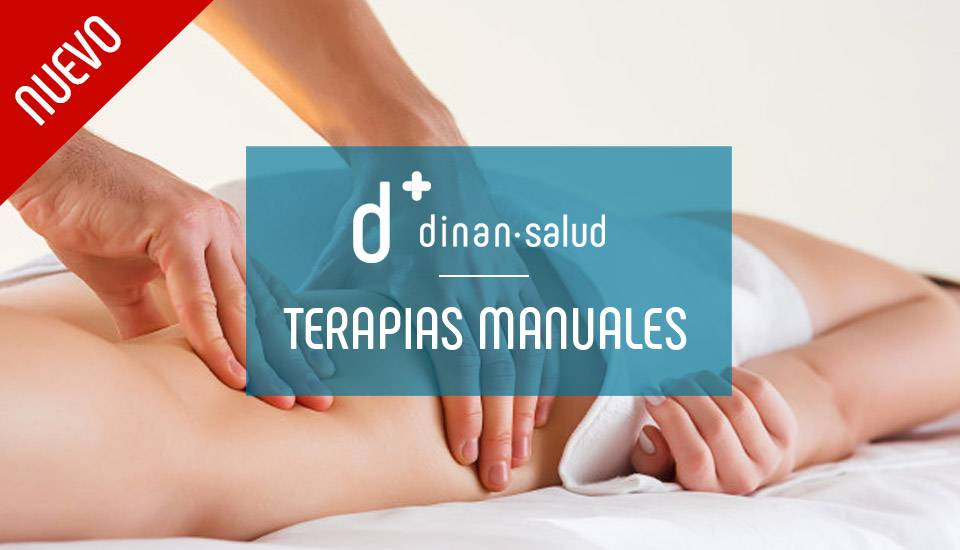 Terapias y fisioterapia manual relajante y descontracturante
